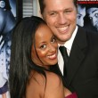 Essence Atkins and Ross Thomas — ストック写真