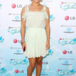 Hayden Panettiere at the LG Xenon Splash Pool Party benefitting the Boys and Girls Club of Santa Monica. W Hotel, Los Angeles, CA. 06-02-09 — Stock Photo