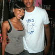 Denyce Lawton and Wesley Jonathan — Stock Photo #15282741