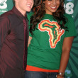 Stock Photo: Jesse McCartney and Jordin Sparks