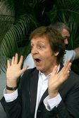 Sir Paul McCartney — Stock Photo