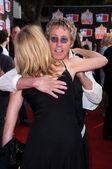 Rosanna Arquette and Roger Daltrey — Stock Photo