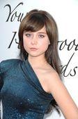 アレッサンドラ torresani ハリウッドで静物第 11 年次若いハリウッド賞を受賞します。イーライとイーディス広いステージ、サンタモニカー、ca. 09/06/07 — ストック写真