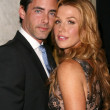 Adam Kaufmand Poppy Montgomery at Natural Resources Defense Councils 20th Anniversary Celebration. Beverly Wilshire Hotel, Beverly Hills, CA. 04-25-09 — 图库照片 #15290789
