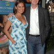 Tia Carrere and Ed Begley Jr at Alliance For Children's Rights' 2nd Annual 'Dinner With Friends'. Private Residence, Los Angeles, CA. 06-02-09 — Stock Photo