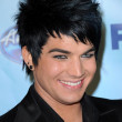 Adam Lambert in the Press Room at the American Idol Grand Finale 2009. Nokia Theatre, Los Angeles, CA. 05-20-09 - Stock Photo