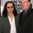 Stock Photo: Geddy Lee and Neil Peart