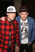 Benji Madden, Joel Madden — Stock Photo