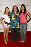 Austin Summers, Ron Jeremy, Skyla Page — Stock Photo