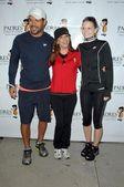 Amaury Nolasco, Eva Longoria, Jennifer Morrison — Stock Photo