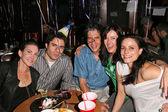 Andrew verde, sayer jill chindamo frank, lynn chindamo — Fotografia Stock