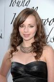 Ashley Rickards — Foto de Stock