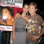 Постер, плакат: Susie Feldman and Corey Feldman