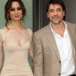 Berenice Marlohe, Javier Bardem — Stock Photo