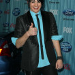 Adam Lambert at the American Idol Top 12 Party. Area, Los Angeles, CA. 03-05-09 - Zdjęcie stockowe