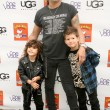 Stock fotografie: Slash and his sons