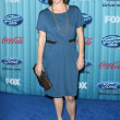 Kelli Williams  at the American Idol Top 12 Party. Area, Los Angeles, CA. 03-05-09 - Zdjcie stockowe