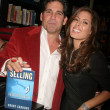 Grant Cardone and Kerri Kasem — Stock Photo