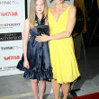Stock Photo: Elle Fanning and Felicity Huffman