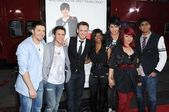 American Idol Contestants — Stock Photo