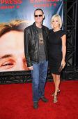 Jim Carrey and Jenny McCarthy — Stock Photo