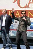 Robert Zemeckis and Jim Carrey — Stock Photo