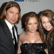 Постер, плакат: Billy Ray Cyrus Hilary Duff Miley Cyrus