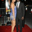 Kimora Lee Simmons and Djimon Hounsou — Stok fotoğraf