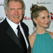 Harrison Ford and CalistFlockhart — Stock Photo #15901267