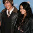 Постер, плакат: Zac Efron and Vanessa Ann Hudgens