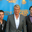 Постер, плакат: Thomas Dekker with Dolph Lundgren and Garret Dillahunt