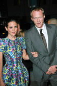 Jennifer Connelly and Paul Bettany — Стоковое фото