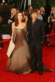 Angelina Jolie and Brad Pitt — Stockfoto
