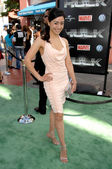 Aimee Garcia at the World Premiere of The Incredible Hulk. Gibson Amphitheatre, Universal Studios, Universal City, CA. 06-08-08 — ストック写真