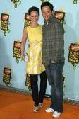 Jennifer Love Hewitt and Ross McCall — Stock Photo