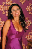 Julia Louis-Dreyfus at the 2007 HBO Emmy After Party. Pacific Design Center, West Hollywood, CA. 09-16-07 — Stock Photo