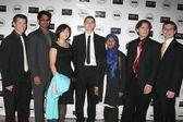 The 2008 Scholarship Recipients — Stock Photo