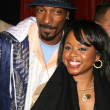 Постер, плакат: Snoop Dogg and wife Shante