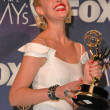 Постер, плакат: Katherine Heigl in the press room at the 59th Annual Primetime Emmy Awards The Shrine Auditorium Los Angeles CA 09 16 07