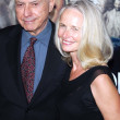 Alan Arkin and Suzanne Newlander Arkin  at the World Premiere of Get Smart. Mann Village Theatre, Westwood, CA. 06-16-08 - Zdjcie stockowe