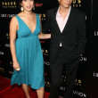 James Kyson Lee and friend at the Los Angeles Premiere of &quot;Lust Caution&quot;. Academy of Motion Picture Arts and Sciences, Beverly Hills, CA. 10-3-07 - Stock Photo