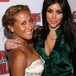 Adrienne Bailon and Kimberly Kardashian  at the Girls Gone Wild Magazine Launch Party. Area, Hollywood, CA. 04-22-08 - Photo