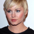 Elisha Cuthbert at the 2007 GQ &#039;Men Of The Year&#039; Celebration. Chateau Marmont, Hollywood, CA. 12-05-07 - Zdjcie stockowe