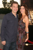 Eric sweeney ve michelle dudek — Stok fotoğraf