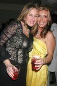 Kathy Hartman and Jacquie Blaze — Stock Photo