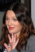 Drew Barrymore at the GLOW BIO Opening, Glow Bio, West Hollywood, CA 11-14-12 — Stock Photo