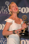 Katherine Heigl in the press room at the 59th Annual Primetime Emmy Awards. The Shrine Auditorium, Los Angeles, CA. 09-16-07 — Stock Photo