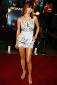 "Bai Ling at the premiere of ""Somebody Help Me"". Grauman's Chinese Theatre, Hollywood, CA. 10-25-07 — Stock Photo"
