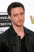 James McAvoy — Stock Photo