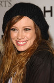 Hilary Duff at the Chanel and P.S. Arts Party. Chanel Beverly Hills Boutique, Beverly Hills, CA. 09-20-07 — Stock Photo